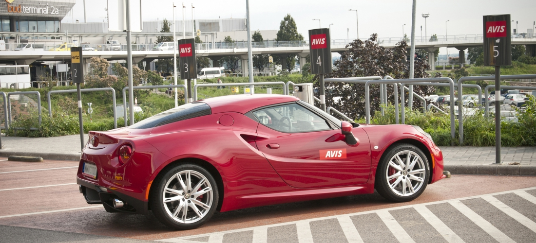 Avis Rental Car
